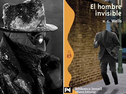 El Hombre Invisible (Universal Pictures / Alianza ed.)