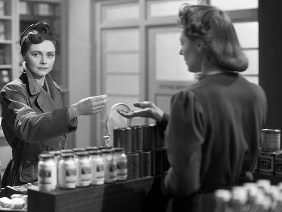 (Breve encuentro, 1945 / Eagle-Lion Films)