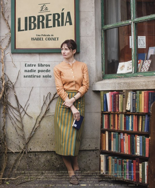 (The Bookshop, 2016 / A Contracorriente Films)
