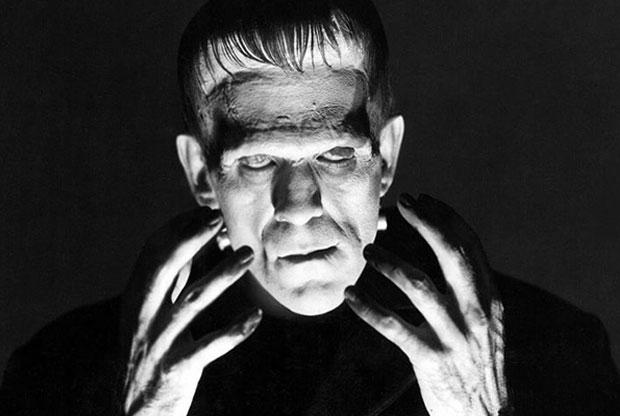 (Frankenstein, 1931 / Universal)