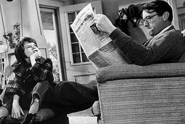 (Matar a un ruiseñor, 1962 / Universal)