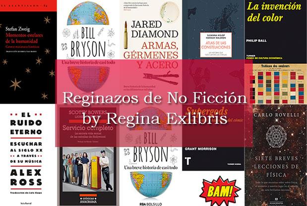 Selección no ficción Regina ExLibris