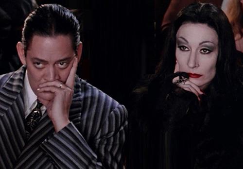(La familia Addams, 1991 / Paramount)