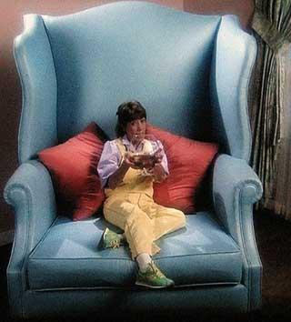 (La increíble mujer menguante, 1981 / Universal)