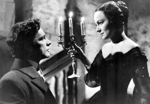 (Mi cousin Rachel, 1951 / 20th Century-Fox)