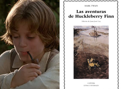 Síndrome de Huckleberry Finn