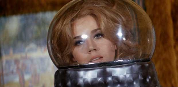 (Barbarella, 1968 / Paramount)