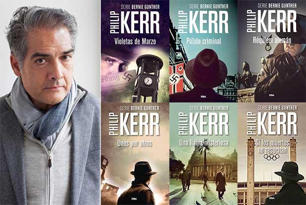Philip Kerr y su saga Berlín Noir