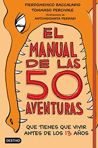 El manual de las 50 aventuras