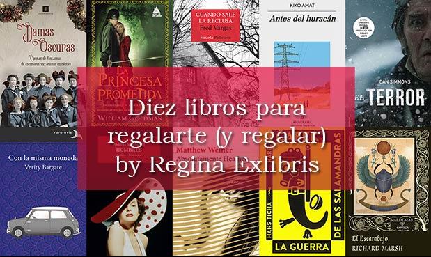 Selección Día del Libro Regina ExLibris