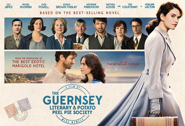 (The Guernsey Literary and Potato Peel Pie Society / StudioCanal)