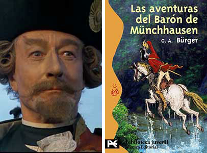 El Barón Münchhausen