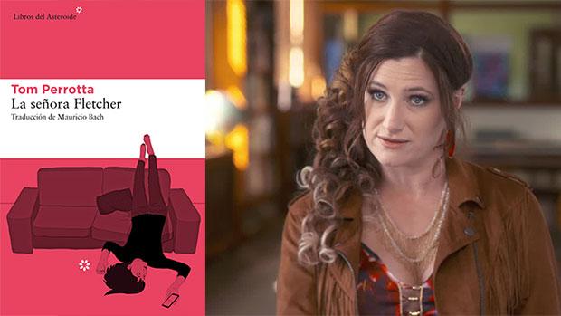 Kathryn Hahn será La señora Fletcher en la serie homónima de HBO