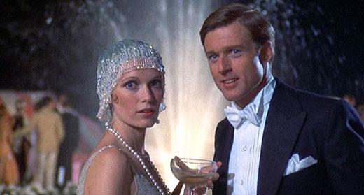 (El gran Gatsby, 1974 / Paramount)