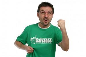 JORDI EVOLE.- EL FOLLONERO.- SALVADOS.- PROGRAMAS.- TELEVISION