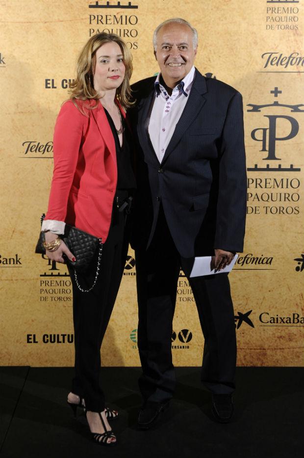 José Luis Moreno durante los premios Paquiro de Toros 2014. (GTRES)