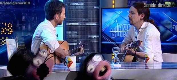 Pablo Iglesias, en 'El Hormiguero' (Antena 3).