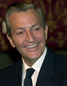El expresidente del Gobierno Adolfo Suárez, en una imagen de noviembre de 2002. (EFE)