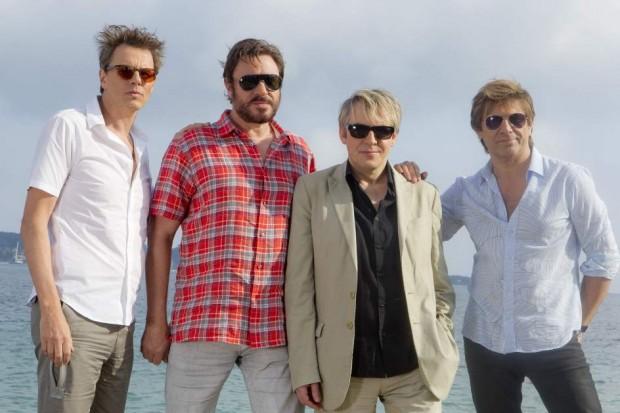 Desde la izquierda, John Taylor, Simon Le Bon, Nick Rhodes y Roger Taylor, de la banda Duran Duran. (GTRES)