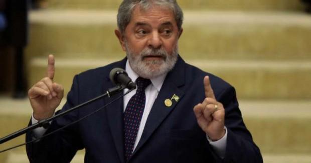 El expresidente brasileño Lula Da Silva. (EFE)