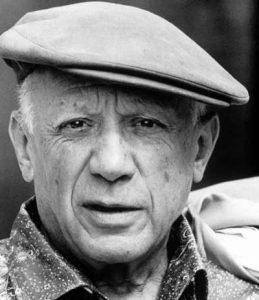 Pablo Picasso (Wikipedia).