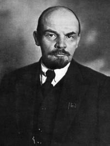 Retrato de Vladímir Ilich Uliánov, alias Lenin. (Dominio Público)
