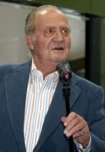 Juan Carlos I de España (EFE).