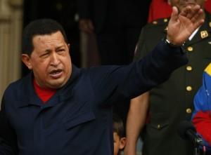 Hugo Chávez, en una foto de archivo de 2010 (GTRES).