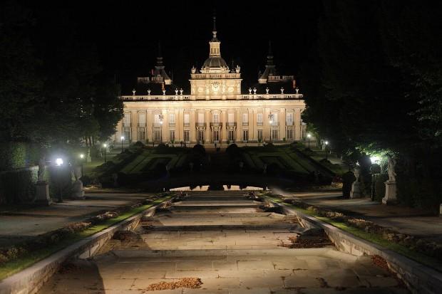 Palacio Real de la Granja de San Ildefonso (Creative Commons).