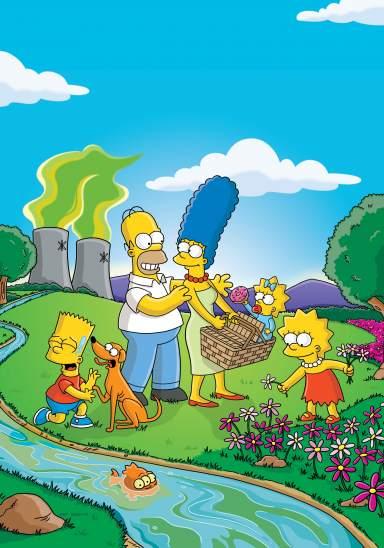 Los Simpson (Archivo).