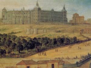 Alcázar de Madrid.