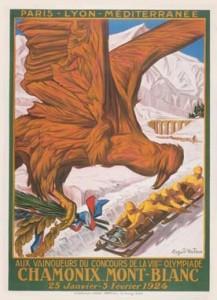 Juegos Olímpicos de Invierno de 1924.