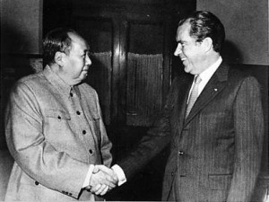 Nixon en China.