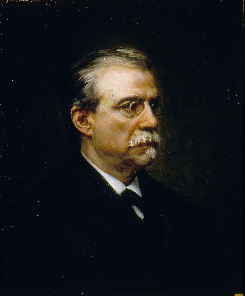 Antonio Cánovas del Castillo.