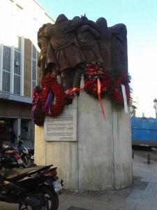 Homenaje a los abogados laboralistas muertos en la Matanza de Atocha (Creative Commons).