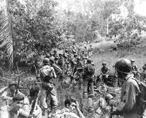 Batalla de Guadalcanal.