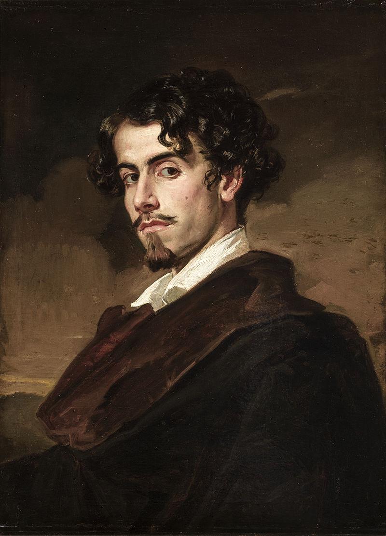 Gustavo Adolfo Bécquer.