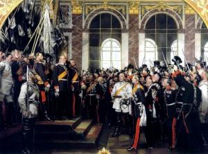 Guillermo I, káiser de Alemania.