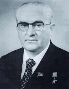Yuri Andropov.