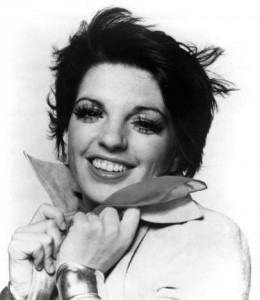 Liza Minnelli.