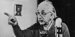 El científico, Albert Einstein (Forbes).