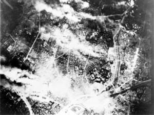 Bombardeo de Tokio.