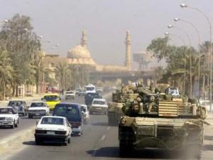 Guerra de Iraq.