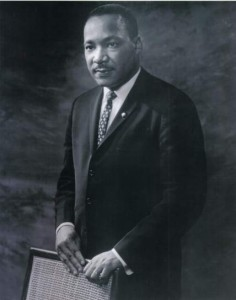 Martin Luther King (EFE).