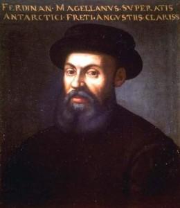 Fernando de Magallanes.