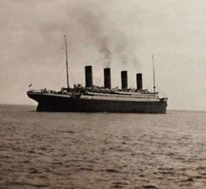 Una imagen del Titanic (Archivo).