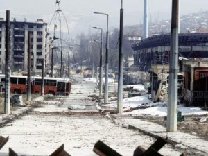 Sitio de Sarajevo.