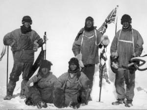 Expedición Terra Nova.