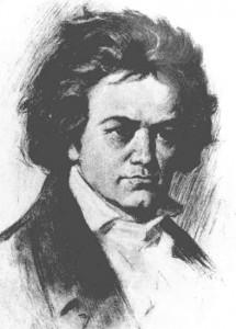 El músico Ludwig van Beethoven (Gtres).