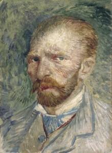 'Autorretrato' (1887), uno de los cuadros más famosos de Vicent Van Gogh (Vincent van Gogh - © Kröller-Müller Museum).